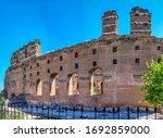 Ruins Of The Red Basilica Or...