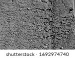 Black And White Texture Of Ra...