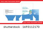 disposable face mask surgical... | Shutterstock .eps vector #1693112170