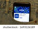 los angeles  california  usa  ... | Shutterstock . vector #1693126189