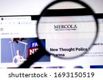 los angeles  california  usa  ... | Shutterstock . vector #1693150519