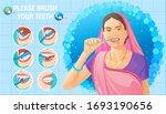an illustration of the best... | Shutterstock .eps vector #1693190656