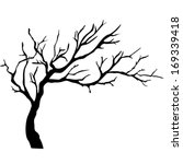 tree isolated | Shutterstock .eps vector #169339418