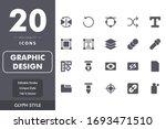 graphic design icon pack...