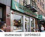 new york city  usa   june 12 ... | Shutterstock . vector #169348613