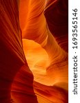 Upper Antelope Canyon Near Page ...