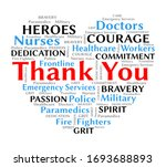 thank you wordcloud for... | Shutterstock .eps vector #1693688893