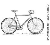 vector sketch illustration  ... | Shutterstock .eps vector #169373810