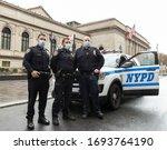 New York  Ny   April 4  2020 ...