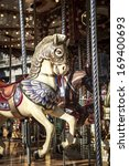Carousel Horses  Image Of The...
