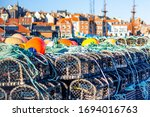 Lobster Pots And Fishing...