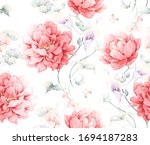 oriental style painting ...   Shutterstock . vector #1694187283