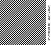 seamless black   white diagonal ... | Shutterstock . vector #169423604