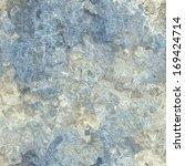 Blue Rock Seamless Background
