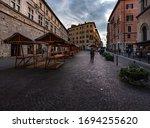 Italy  Perugia November 2019....