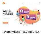 job hiring and online...