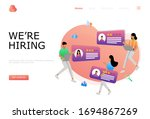 job hiring and online...