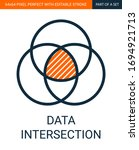 simple data intersection...