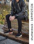 milan  italy   november 11 ... | Shutterstock . vector #1694925136