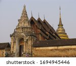 Thailand. Wat Phra That Lampang ...