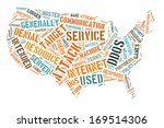 distributed denial of services... | Shutterstock . vector #169514306