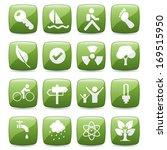 vector eco and recreational... | Shutterstock .eps vector #169515950