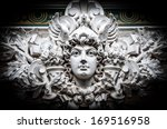 Stone Sculpture Showing Head O...