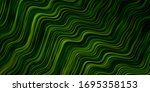 light green vector texture with ...