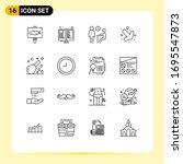 user interface pack of 16 basic ...