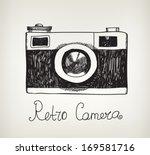 Camera Free Vector Art 33064 Free Downloads