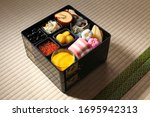 Osechi - Japanese traditional New Year food