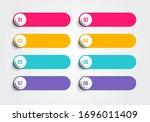 vector illustration information ... | Shutterstock .eps vector #1696011409