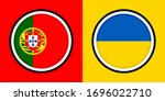 round icons  portugal and... | Shutterstock .eps vector #1696022710