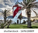 green point light house in cape ... | Shutterstock . vector #169618889