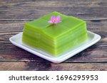 Thai Dessert   Steamed Layer...
