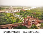 A World Heritage Site, the Taj Mahal, India's most beguiling monument, was completed in 1653 AD by the Mughal Emperor