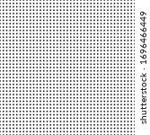 black white seamless pattern...   Shutterstock .eps vector #1696466449