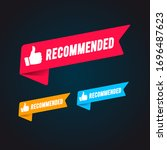 vector illustration recommended ... | Shutterstock .eps vector #1696487623
