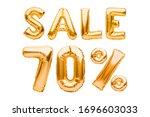 Golden Seventy Percent Sale...