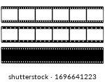 black film strip icon in...   Shutterstock .eps vector #1696641223
