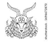 Satan Illustration  Lucifer...