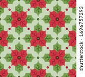 Seamless Vector Pattern. Brigh...