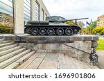 Central museum of the armed...