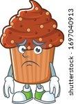 cartoon picture of chocolate...   Shutterstock .eps vector #1697040913