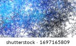 light blue vector background... | Shutterstock .eps vector #1697165809
