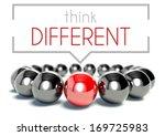think different business unique ... | Shutterstock . vector #169725983