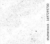 vector grunge black and white...   Shutterstock .eps vector #1697295730