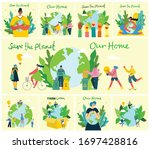 vector illustration eco... | Shutterstock .eps vector #1697428816