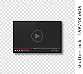 template interface of video...
