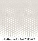 simple seamless geometric... | Shutterstock .eps vector #1697508679